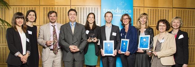Trendence 2014 winners